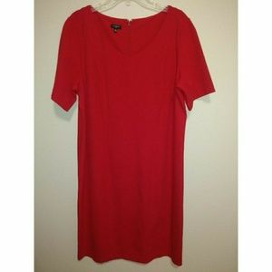 Talbots Ponte Knit Dress